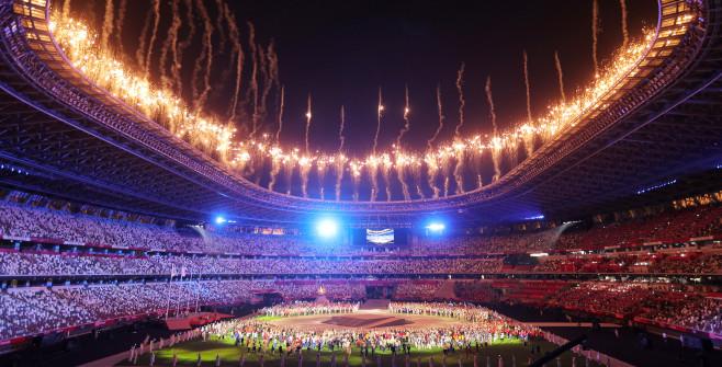 閉会式の花火|東京2020オリンピック・パラリンピック|ニュースサイト ...