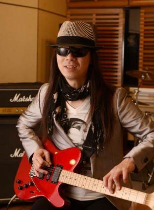 超絶テクの盲目のギタリスト 田川ヒロアキ:時事ドットコム