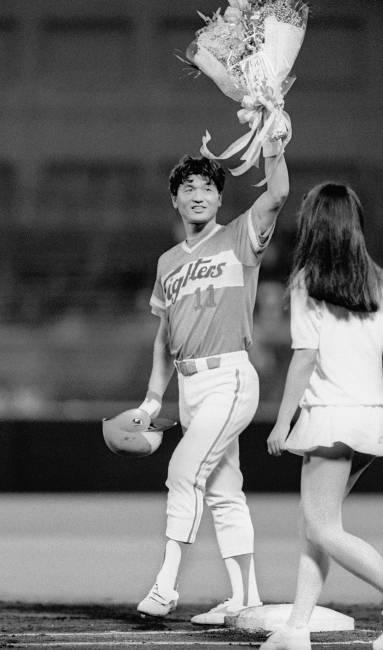 元本塁打王 大島康徳さん 写真特集:時事ドットコム