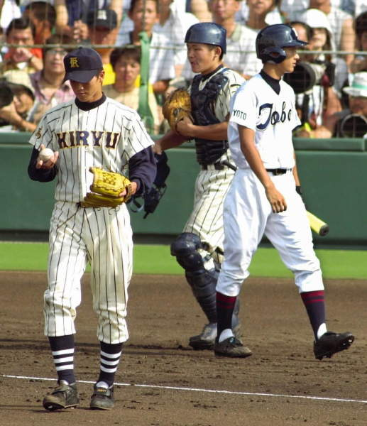2000年代 「夏の球児」 写真特集:時事ドットコム