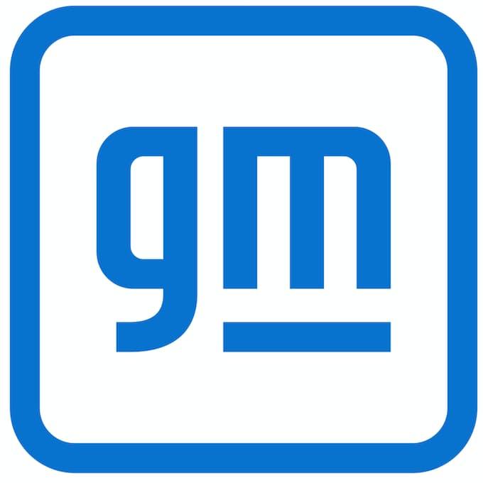 GM、57年ぶりにロゴ変更: 日本経済新聞
