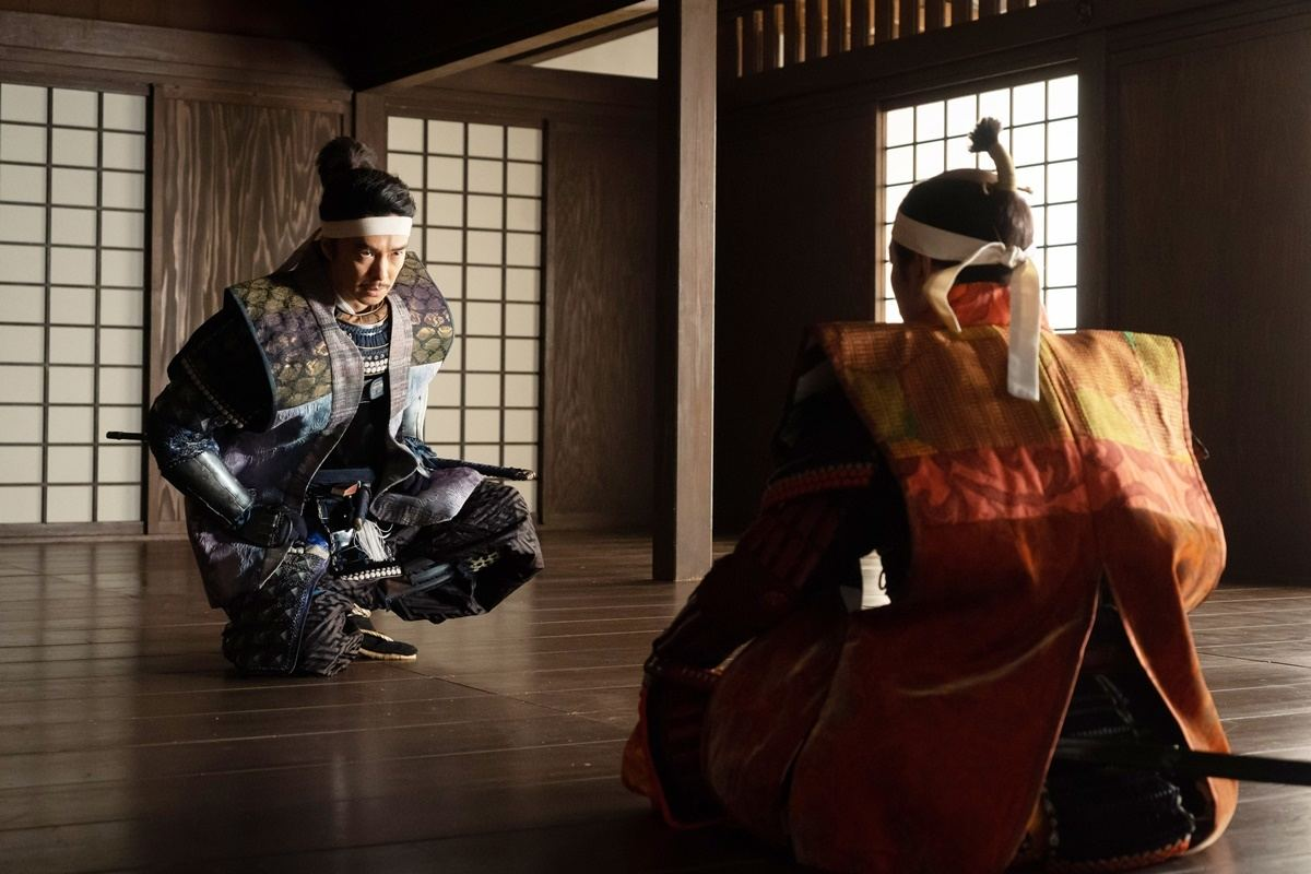 麒麟がくる』信長の蹴りは光秀・長谷川博己の提案 演出家「感情の流れ ...