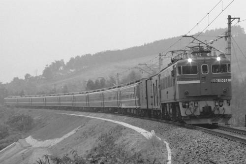 鉄道トリビア(288) 上野発の夜行列車、1978年10月7日の夜は46本もあっ ...