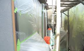 外壁塗装の「養生」を徹底解説します! | 京都市伏見区の外壁塗装 ...