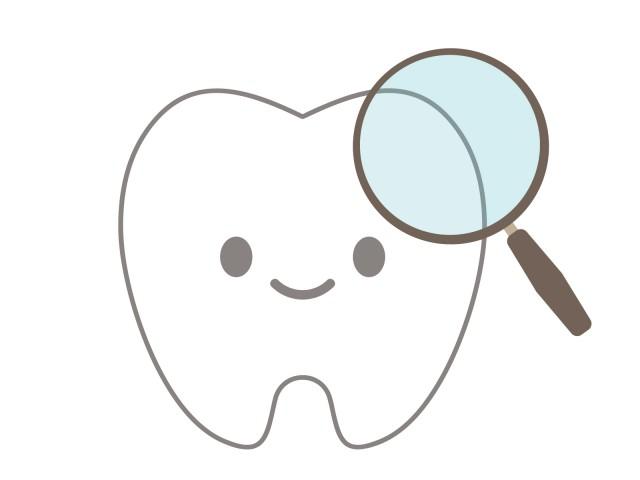 歯 歯科検診   無料イラスト素材 素材ラボ