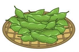枝豆 | 無料イラスト素材|素材ラボ