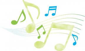 飛び出す音符のイラスト素材 | 無料イラスト素材|素材ラボ