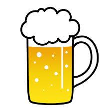 生ビールのイラスト | 無料イラスト素材|素材ラボの画像