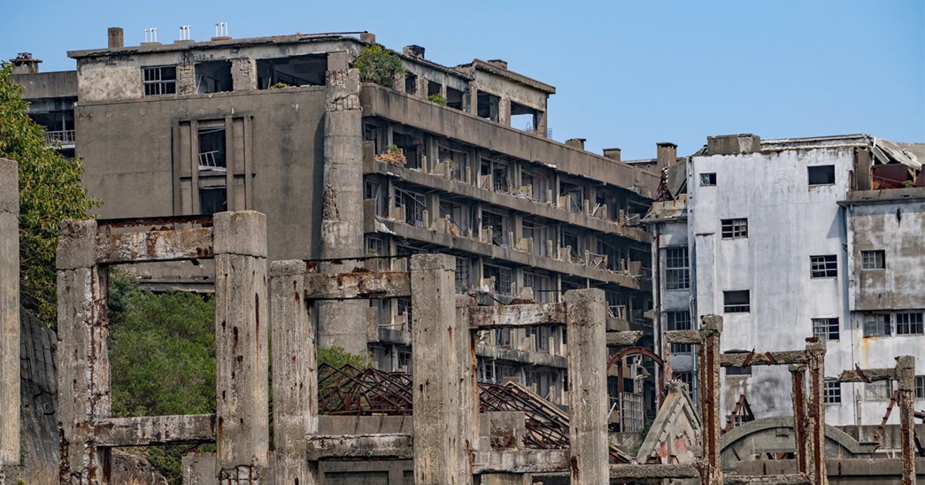廃墟」が日常のすぐ隣に急増する理由、マニアは大喜びだが… | News&amp ...