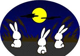 9月のイラストNo.019『十五夜・お月見』/無料のフリー素材集【花鳥風月】