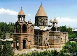 エチミアジン大聖堂 - Echmiadzin Monasteryの口コミ - トリップ ...
