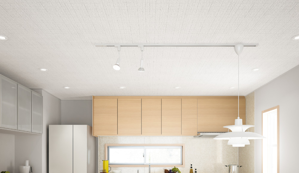 マンションやピアノ部屋、ホームシアターにおすすめ》吸音する天井材で ...