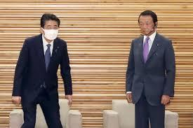 安倍首相と麻生副総理が1対1で面会 閣議後35分間 - SankeiBiz ...