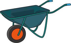 土木工事13-一輪車 -仕事の無料イラスト素材-イラストポップ