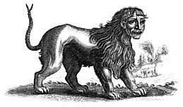 マンティコア - Wikipedia