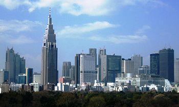 東京都の超高層建築物・構築物の一覧 - Wikipedia