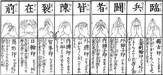 九字護身法 - Wikiwand