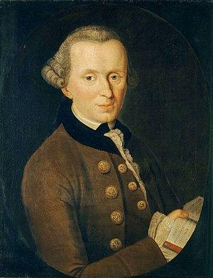 イマヌエル・カント - Wikipedia