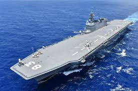 いずも型護衛艦 - Wikipedia
