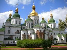 聖ソフィア大聖堂 (キエフ) - Wikipedia