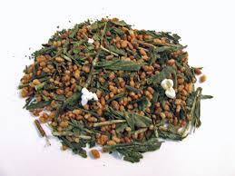 玄米茶 - Wikipedia