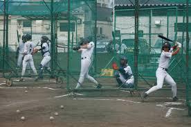 高校野球】日本文理が大阪出発前、最後の練習 | 新潟野球ドットコム