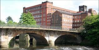 ダーウェント峡谷の工場群|イギリス|世界遺産オンラインガイド