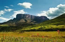 カナイマ国立公園 ベネズエラ 世界遺産オンラインガイド