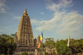 ブッダガヤの大菩提寺(マハーボーディー寺院)|インド|世界遺産 ...