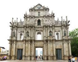 マカオ歴史地区 中国 世界遺産オンラインガイド