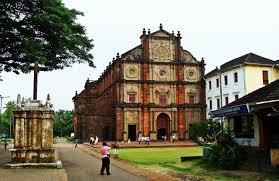 ゴアの教会群と修道院群 インド 世界遺産オンラインガイド