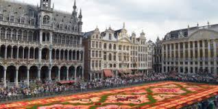 ブリュッセルのグランプラス|ベルギー|世界遺産オンラインガイド
