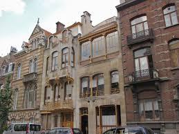 建築家ヴィクトル・オルタの主な都市邸宅群 (ブリュッセル ...