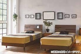 ベッド セミダブル 幅121cm ベッドフレーム すのこ 木製 ヘッドボード ...