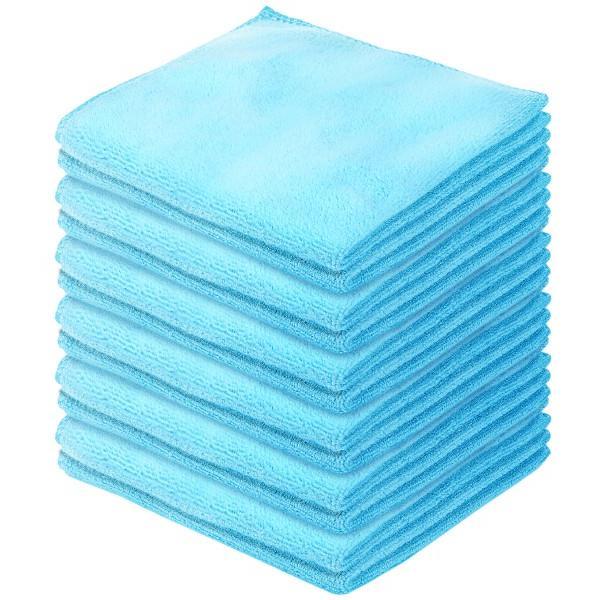 マイクロファイバークロス ふきん 掃除タオル 雑巾 ぞうきん30×30cm ...