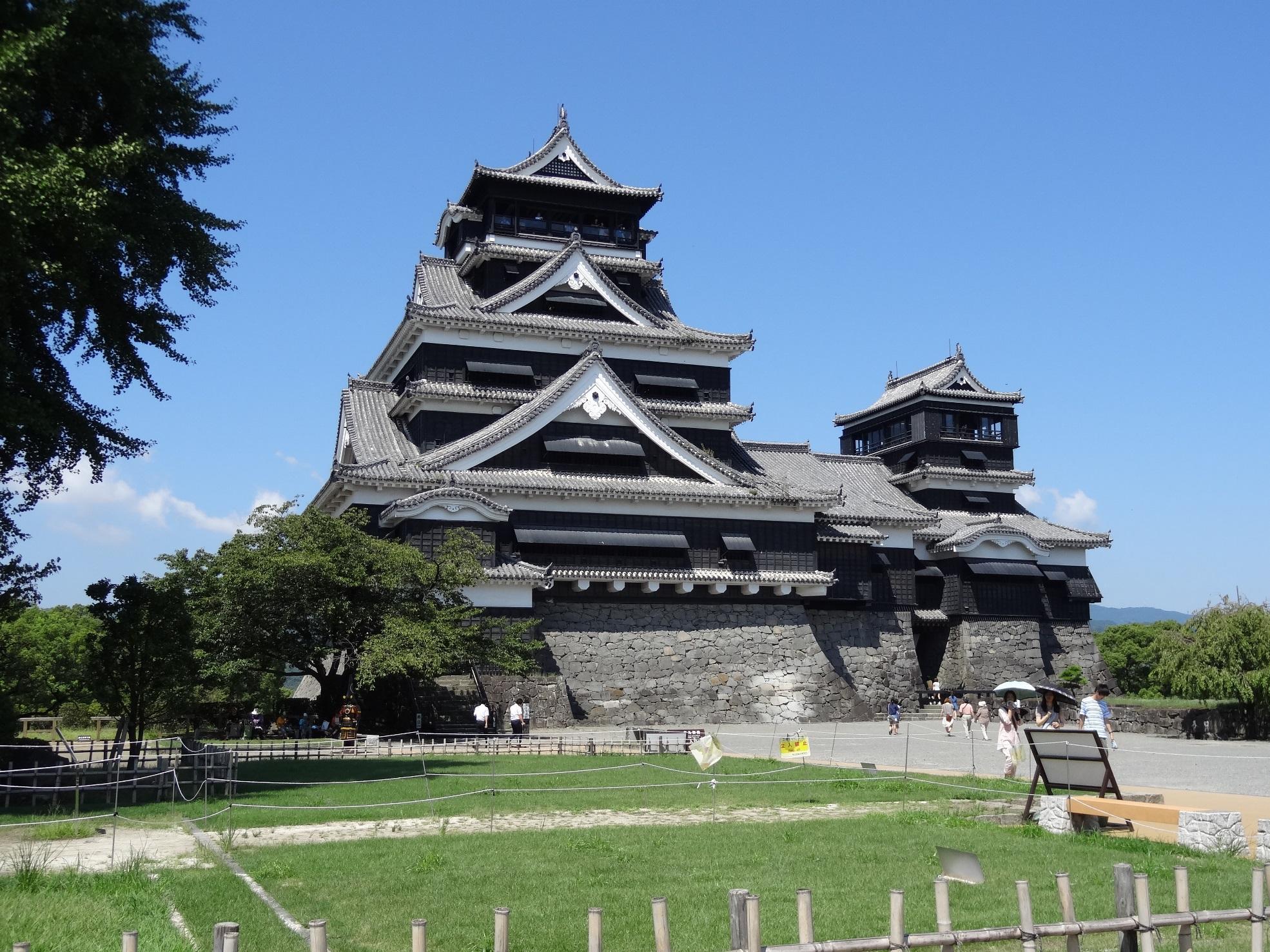 熊本城 | 観光地 | 熊本市観光ガイド