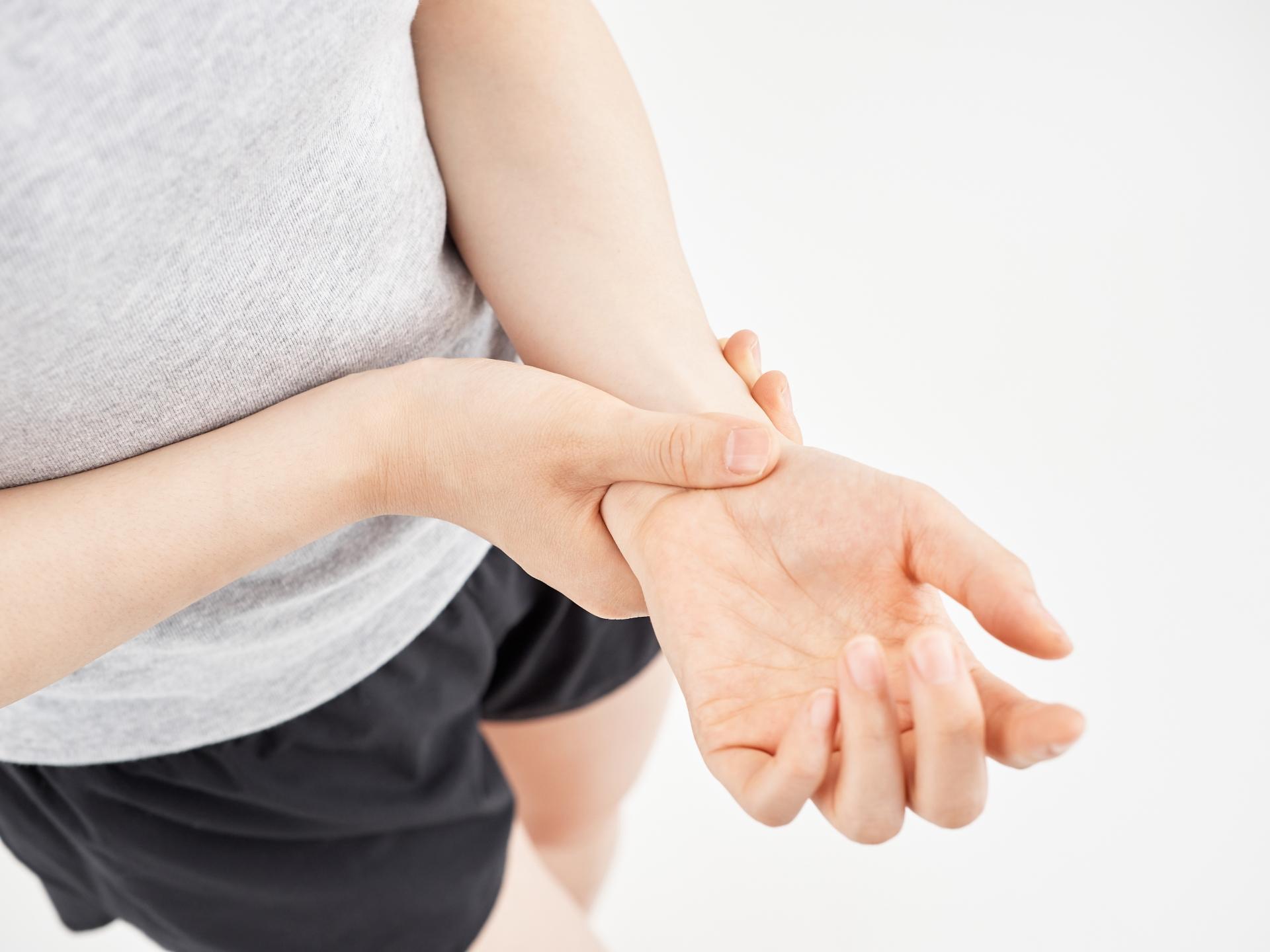 腱鞘炎について | 名古屋 すずらん鍼灸接骨院