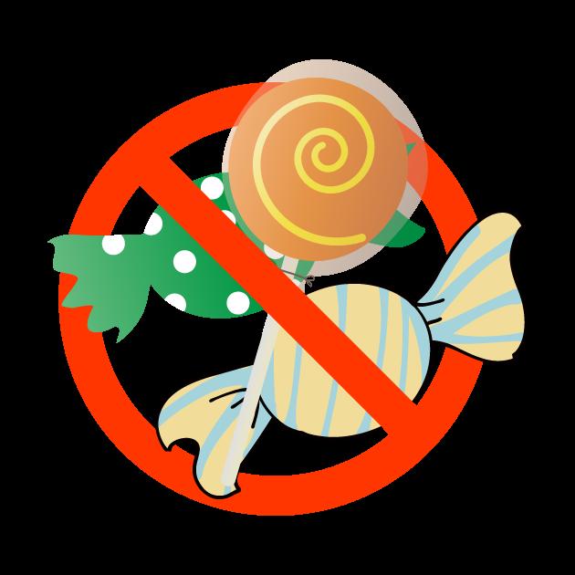 禁止マークのフリーイラスト - サイン・禁止のデザイン - チコデザ