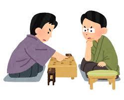 将棋の対局のイラスト | かわいいフリー素材集 いらすとや