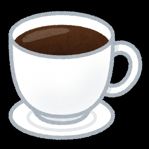 いろいろな種類のコーヒーのイラスト | かわいいフリー素材集 いらすとや