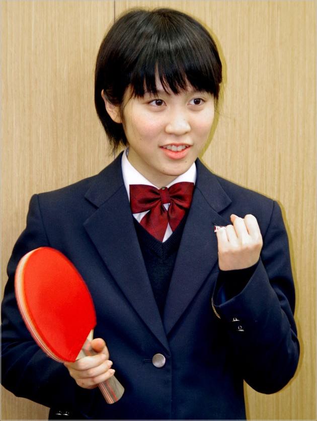 平野美宇の高校や小さい時のかわいい画像!妹やいとこも卓球選手?