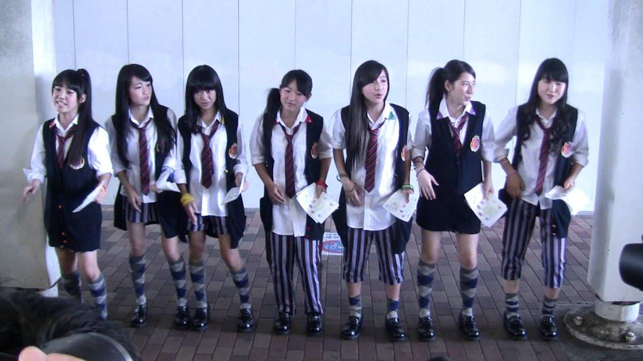 Little Glee Monstar 2】Seasons of Love@2013-06-22 中目黒駅前 ...