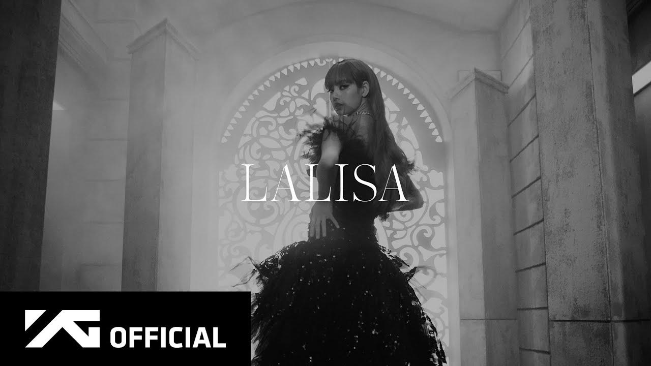 BLACKPINK・LISA「LALISA」MVティザー公開(動画あり) - 音楽ナタリー