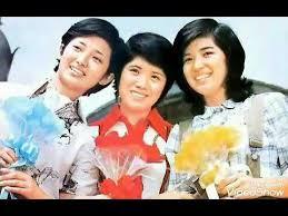 🌷花の中三トリオ1973年🌻それぞれのデビュー曲を歌ってみました🌸桜田 ...の画像