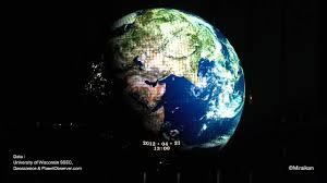 宇宙から見た地球 / Earth from Space - YouTube