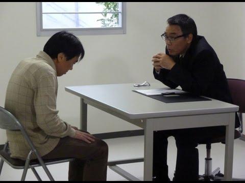死刑を望む男と取り調べる刑事が向き合う!映画『ある取り調べ』予告編 ...