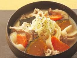 かぼちゃのほうとう レシピ 今泉 久美さん |【みんなのきょうの料理 ...