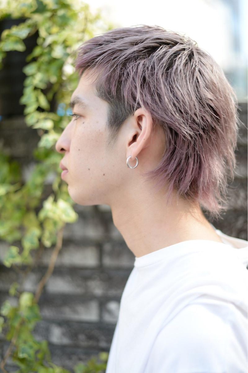 髪型 ウルフ メンズ – Khabarplanet.com