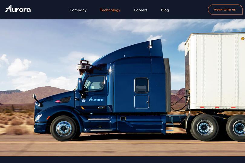 アマゾン出資の自動運転開発オーロラ、トヨタ・デンソーと長期戦略提携 ...