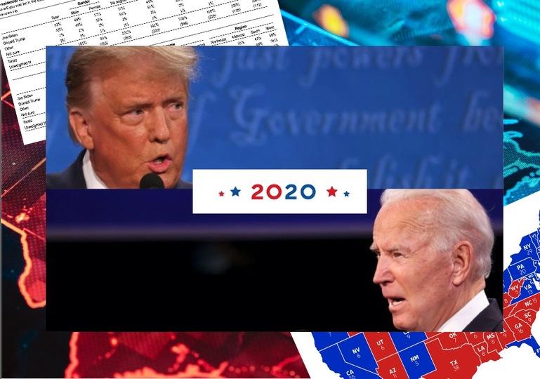 アメリカ大統領選:勝敗を分ける「激戦8州」はここだ。最重要はフロリダ ...